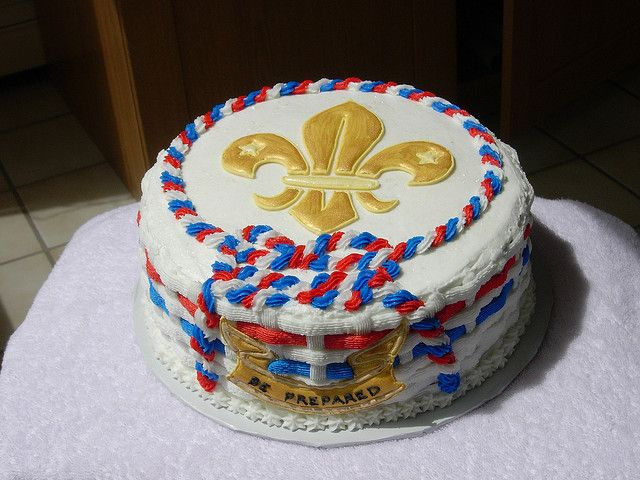 Scouts Cake Cameron Eagle Scout Cake Eagle Scout Ceremony