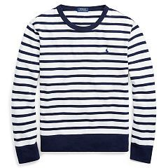 Classic Spa Terry Sweatshirt - Polo Ralph Lauren Sweatshirts ...