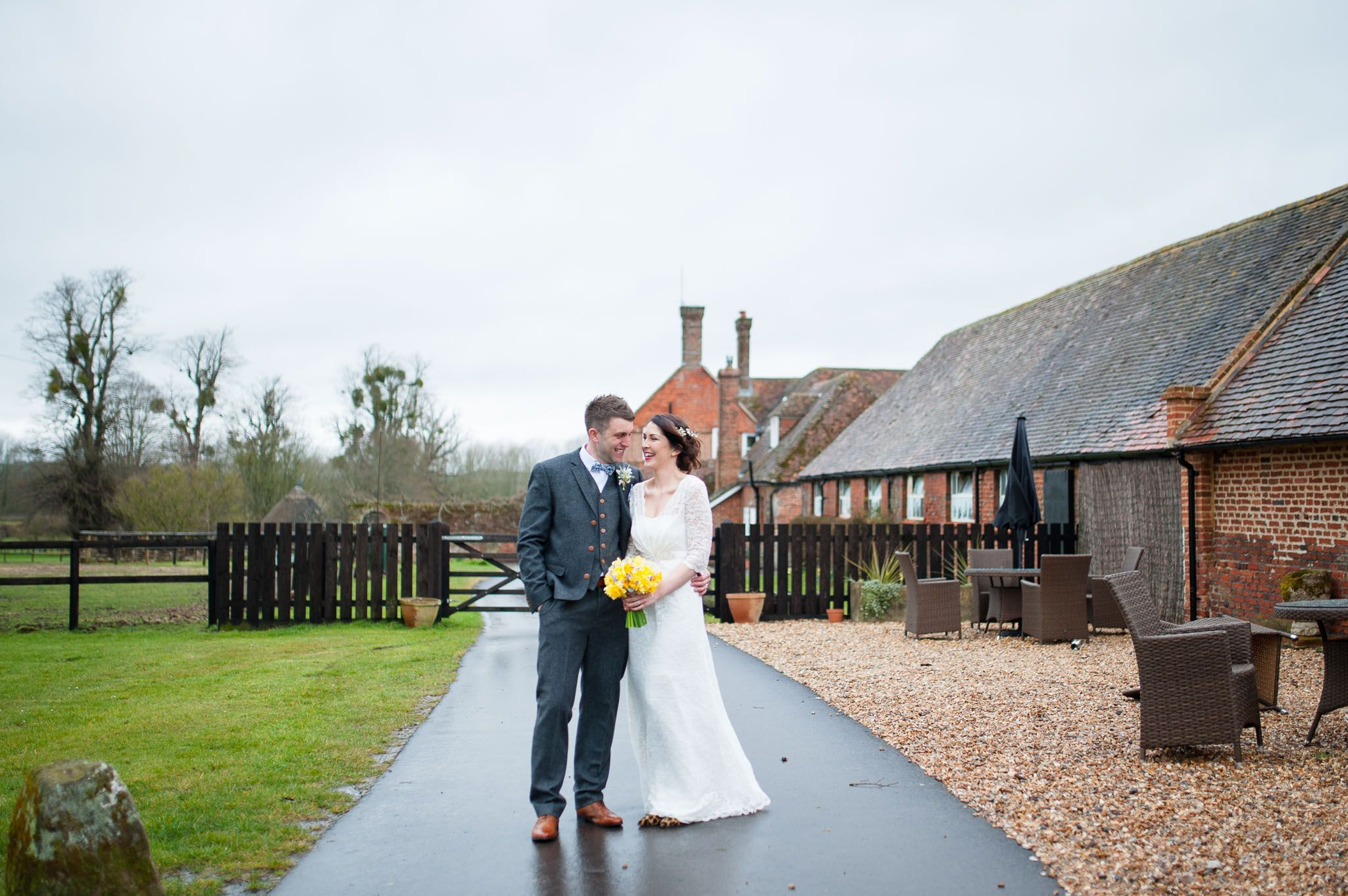 Barford Park Wedding Abi And Darrens Amazing Day In The New Forest