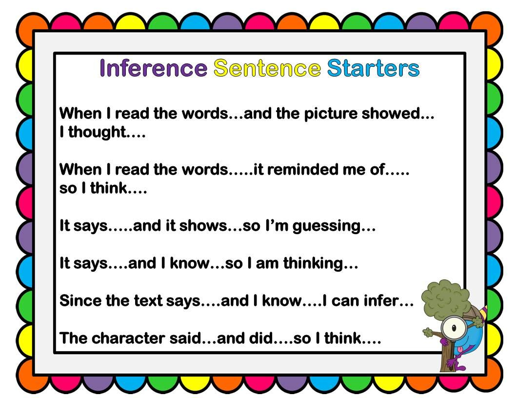 Free Worksheet Inferences Worksheet 4 17 best images about inferencing on pinterest carousels magazine pictures and drawing conclusions