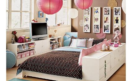 comment decorer sa chambre d ado fille sans rien acheter