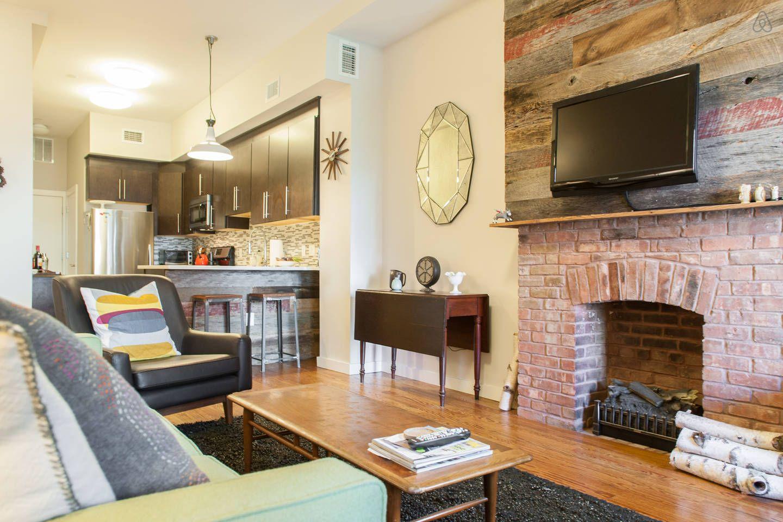 Two Bedroom Condo with Garden vacation rental in Newark