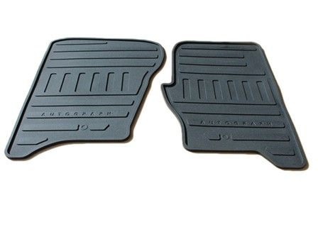 Range Rover Sport Front Moulded Mats up to 2014 - Pair