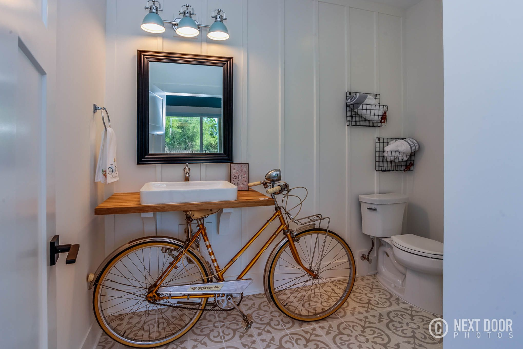 Bicycle Sink By 56 West Homes Design Unique Bathroom Sinks Bicycle Sink Unique Bathroom