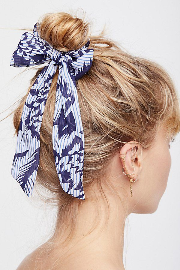 Slide View 1: Bow Scrunchie - Hair Beauty