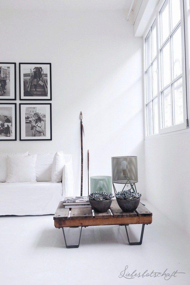 jil und ich sind an diesem wochenende ganz alleine im loft. Black Bedroom Furniture Sets. Home Design Ideas