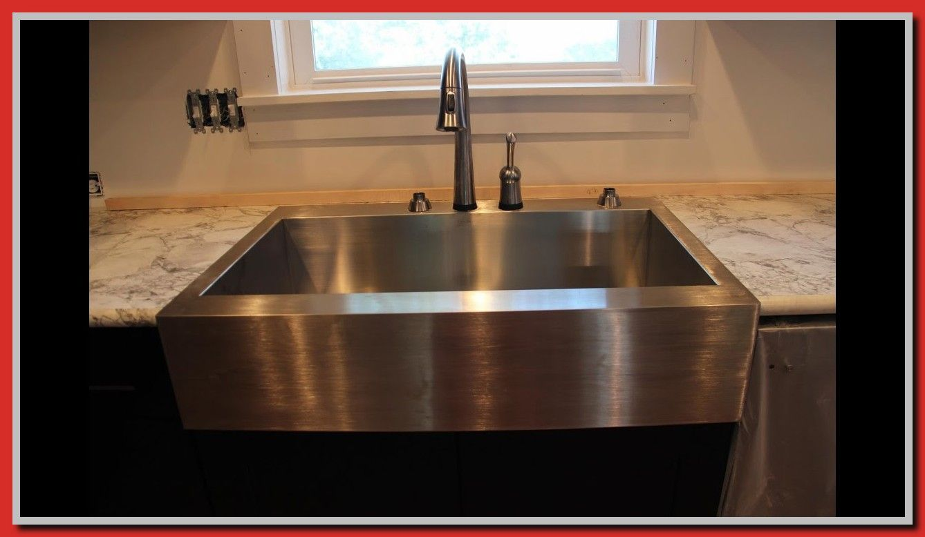 Kitchen Sink Apron Front Kitchen Sink Apron Front Please Click Link To Find Mo In 2020 Farmhouse Sink Kitchen Drop In Farmhouse Sink Stainless Steel Farmhouse Sink