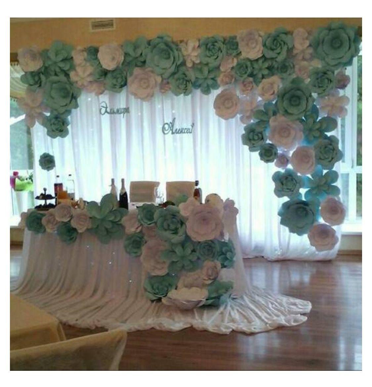 Pin de nadia en paper flores pinterest flores de papel for Decoracion graduacion en jardin