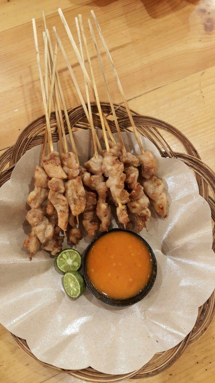 Sate Taichan Warungwkk Pluit Masakan Simpel Makanan Dan Minuman Fotografi Makanan