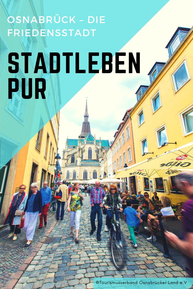 Osnabruck Die Friedensstadt In 2020 Osnabruck Urlaub In Deutschland Reiseziele Deutschland