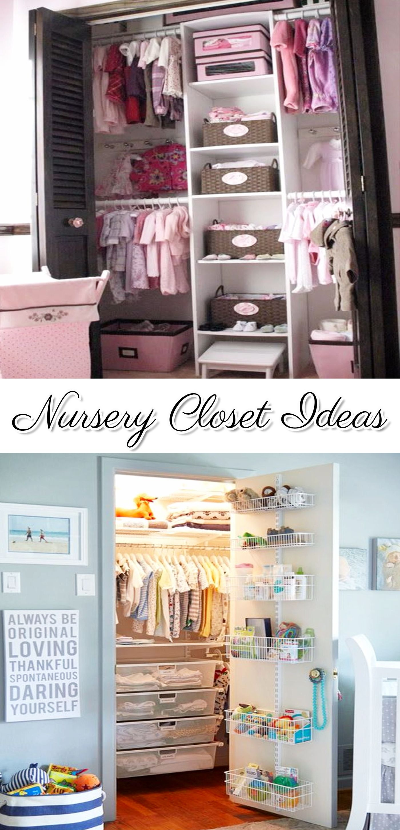 organized soon small extra closets the be idea pin shelf baby in added great our nursery an closet for to