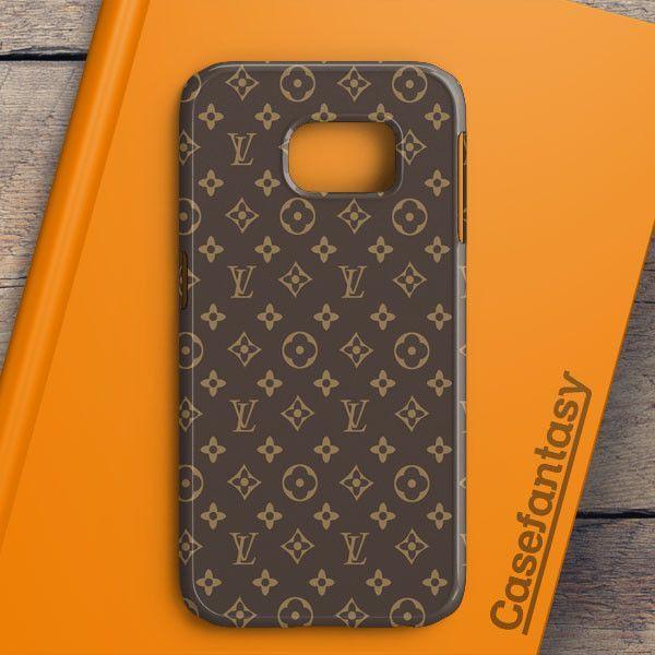 purchase cheap 8bf55 1a2c6 Louis Vuitton Pattern Samsung Galaxy S6 Edge Plus Case | casefantasy ...