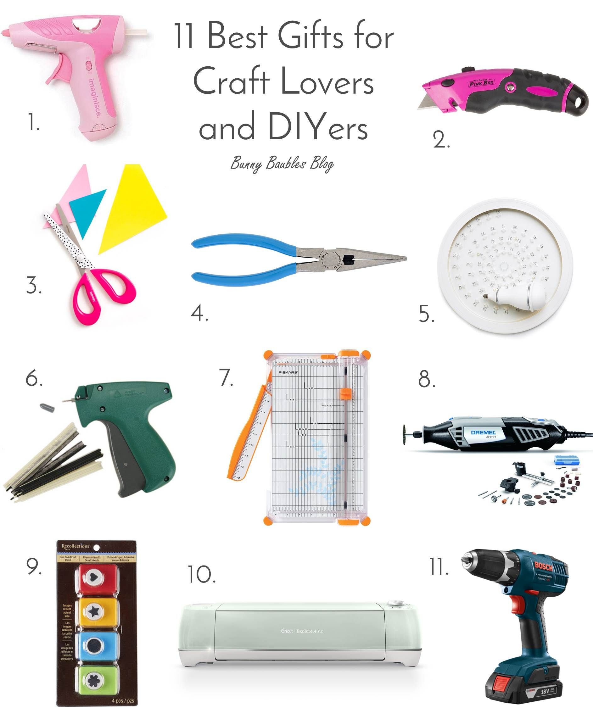 11 Best Gifts For Craft Lovers And Diyers Craft Lovers Best Gifts Gifts
