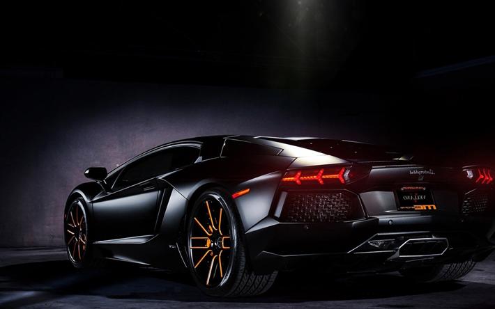 Descargar Fondos De Pantalla Vellano Wheels Tuning Lamborghini Aventador Lp700 Supercars Black Aventador Lamborghini Supercarros Lamborghini Aventador Lamborghini