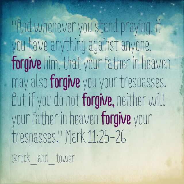 Love is forgiveness bible