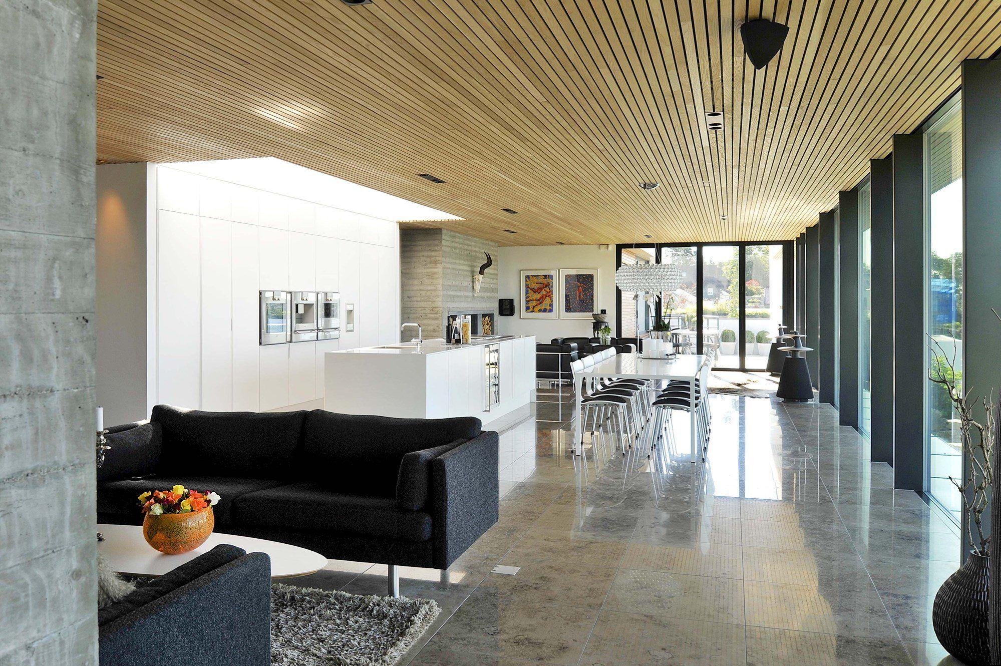Overlys villa kgb stavanger arkitekt tommie wilhelmsen for Arkitekt design home