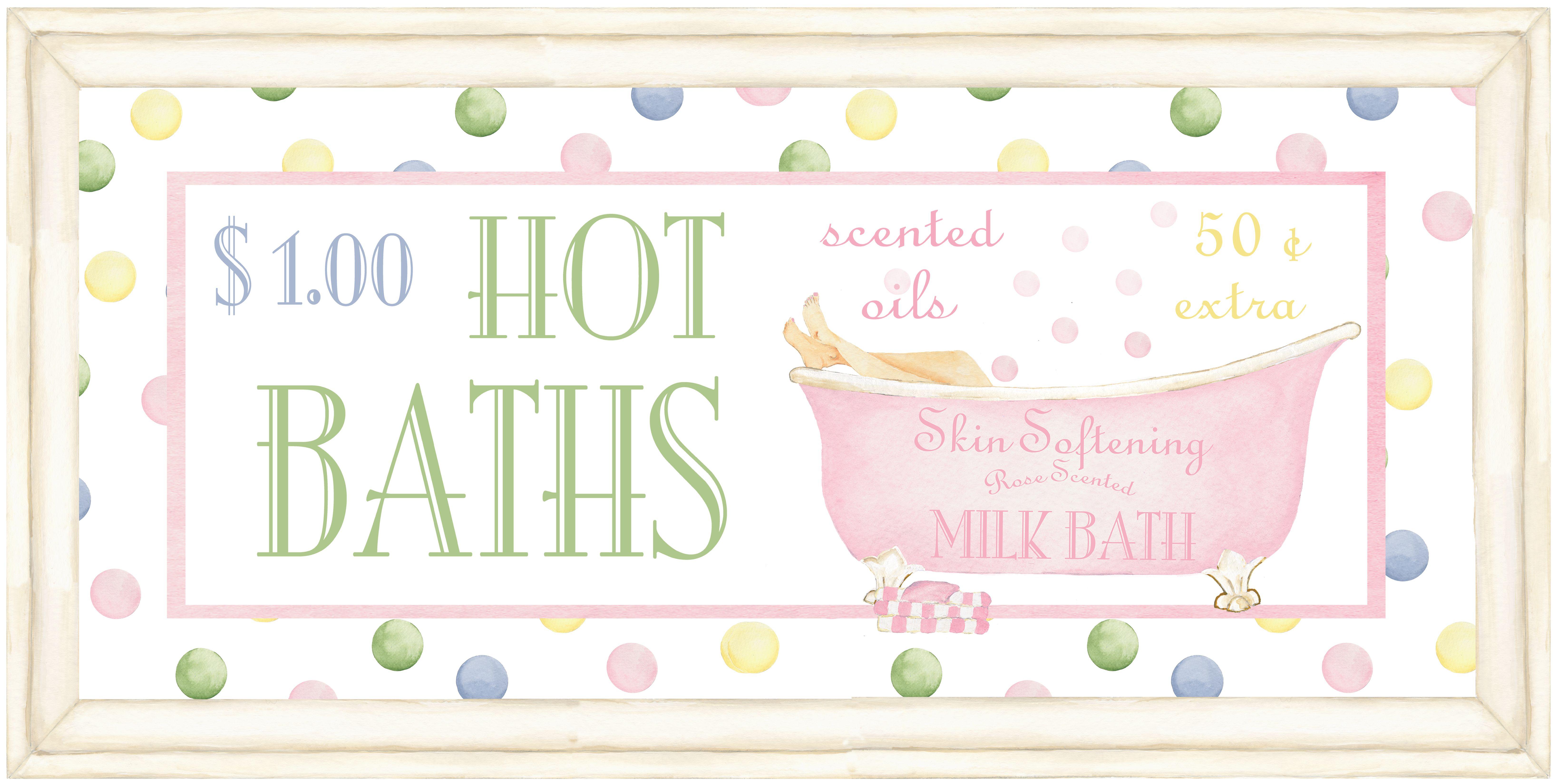 MILK BATHS BY KATHY HATCH