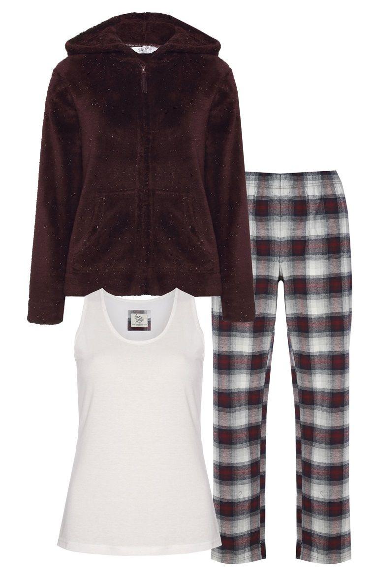 373ad05555c2 Primark - Pyjama à carreaux avec sweat rouges   Clothes   Pinterest