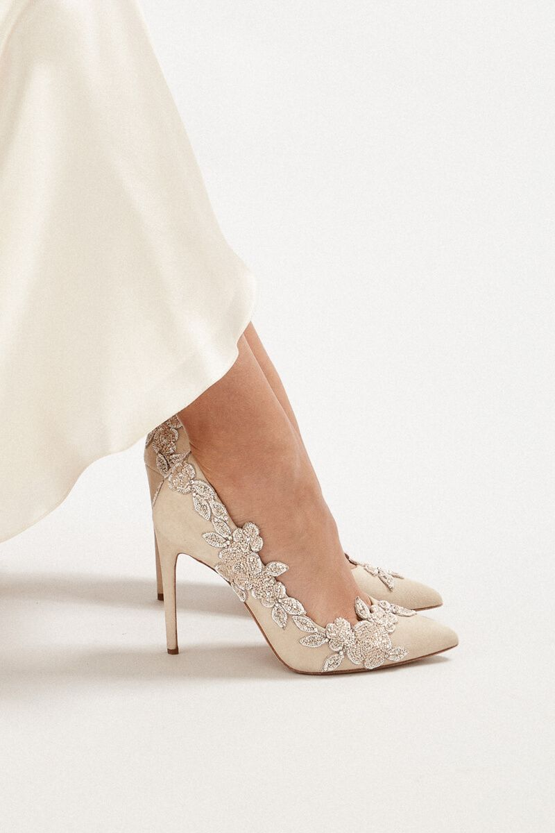 Isadora  luxury wedding shoes  3ca4cdc49ac6