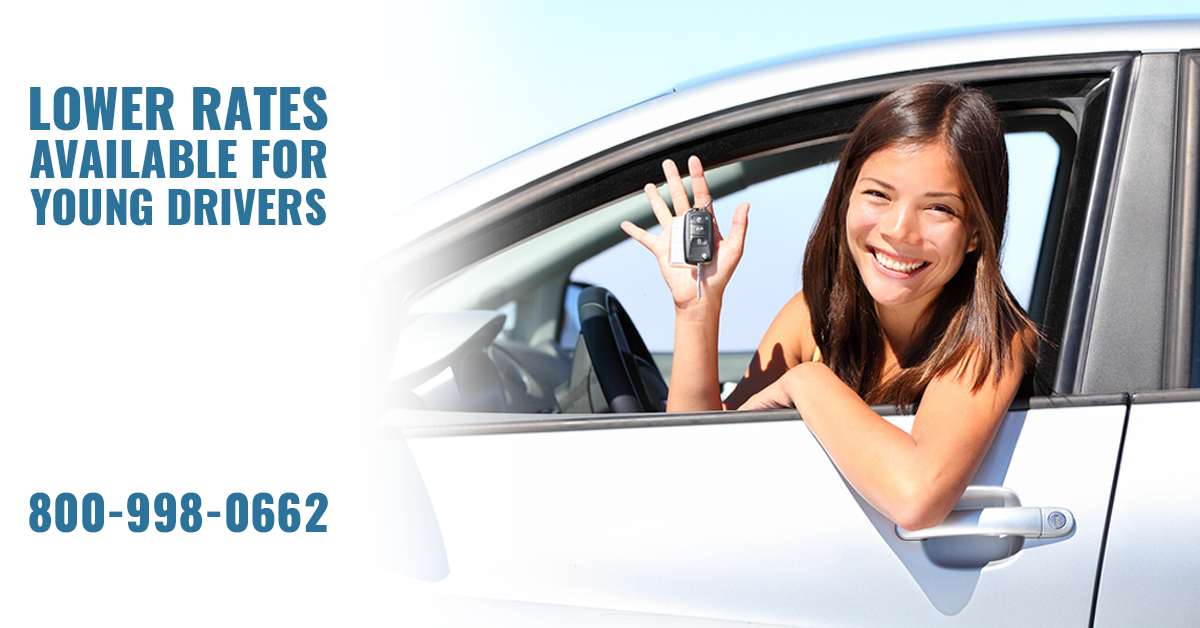 Do you have young drivers in your household? You may ...