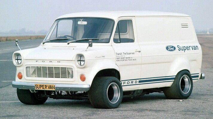 Ford Transit Super Van V8 With Images Ford Transit Ford Van
