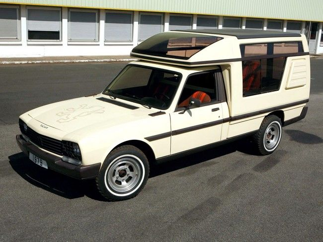 1979 Peugeot 504 Loisirs Diesel I4 1948 Cm 57 Ps Design