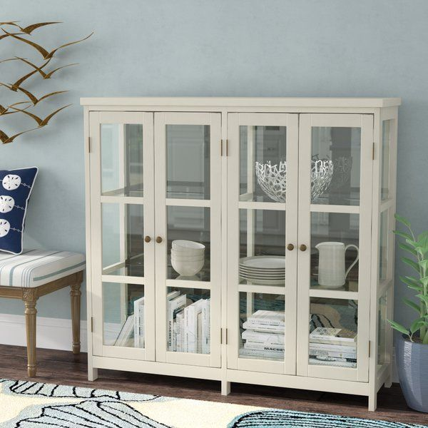 Best 4 Door Accent Cabinet Home Cabinet Small China Cabinet 400 x 300