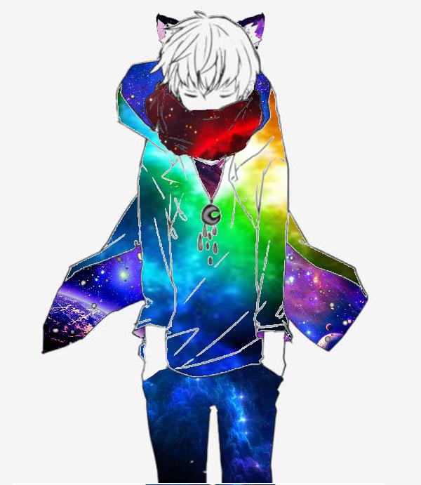 Pin by És Laharl on Anime Star Galaxy Boy Anime galaxy