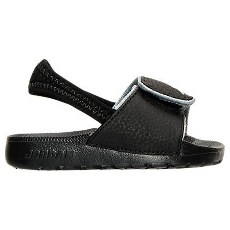 9c3bfed433e0 NIKE NIKE BOYS  TODDLER JORDAN HYDRO 6 SLIDE SANDALS