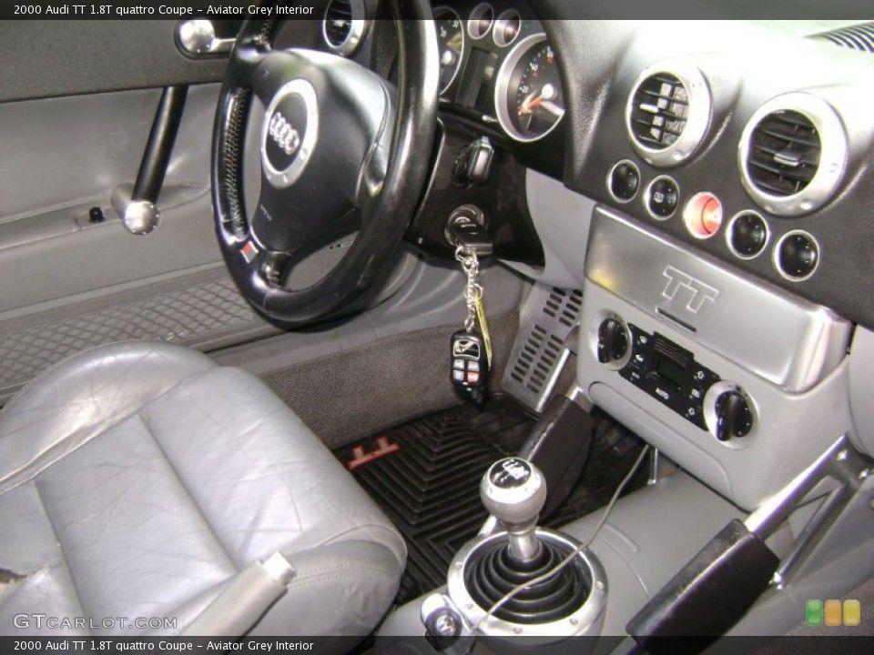 2000 Audi TT Interior | 2000-2009 in Vehicles | Pinterest | Audi tt