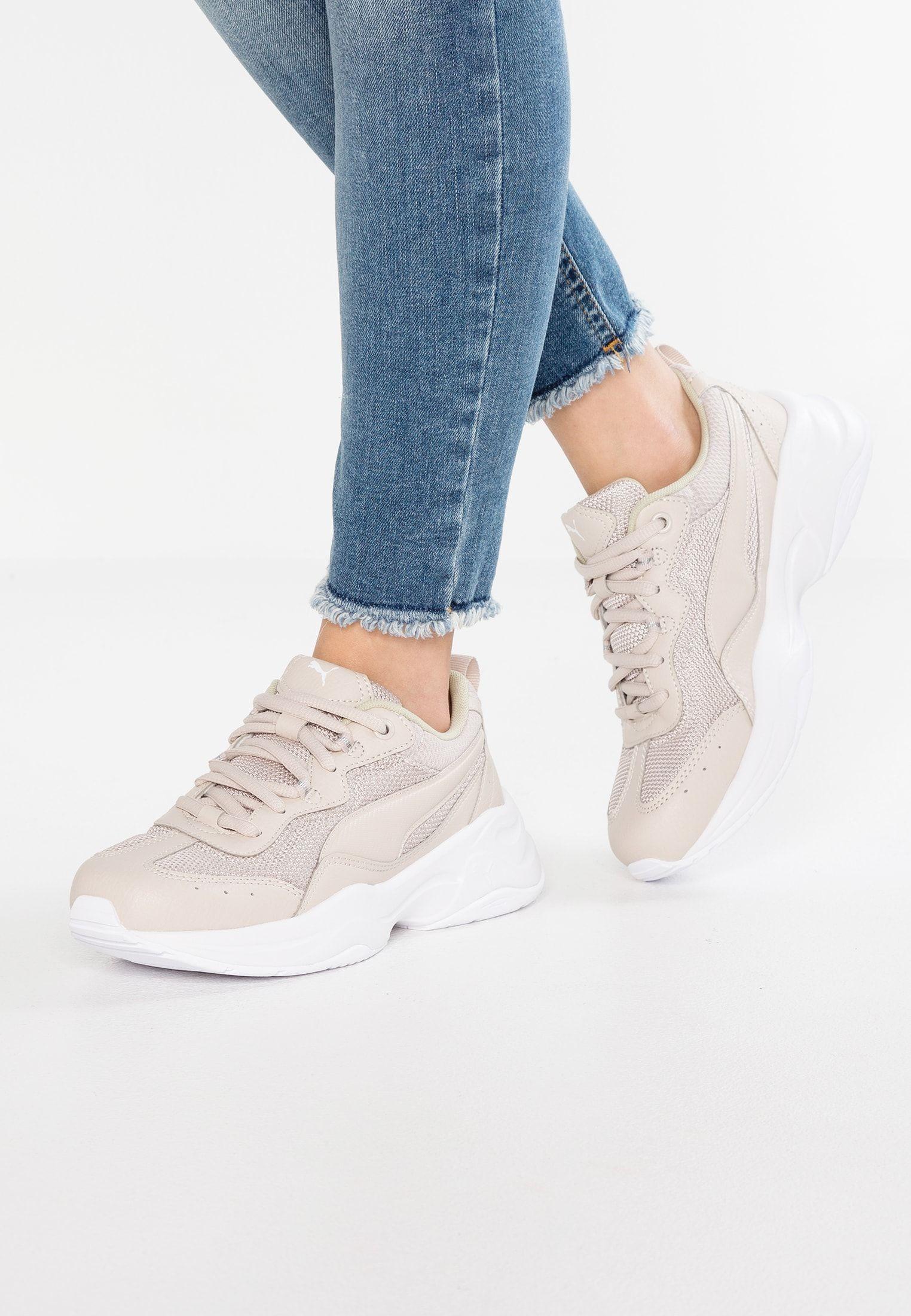 Puma CILIA - Sneakers laag - beige - Zalando.nl | Zapatillas ...