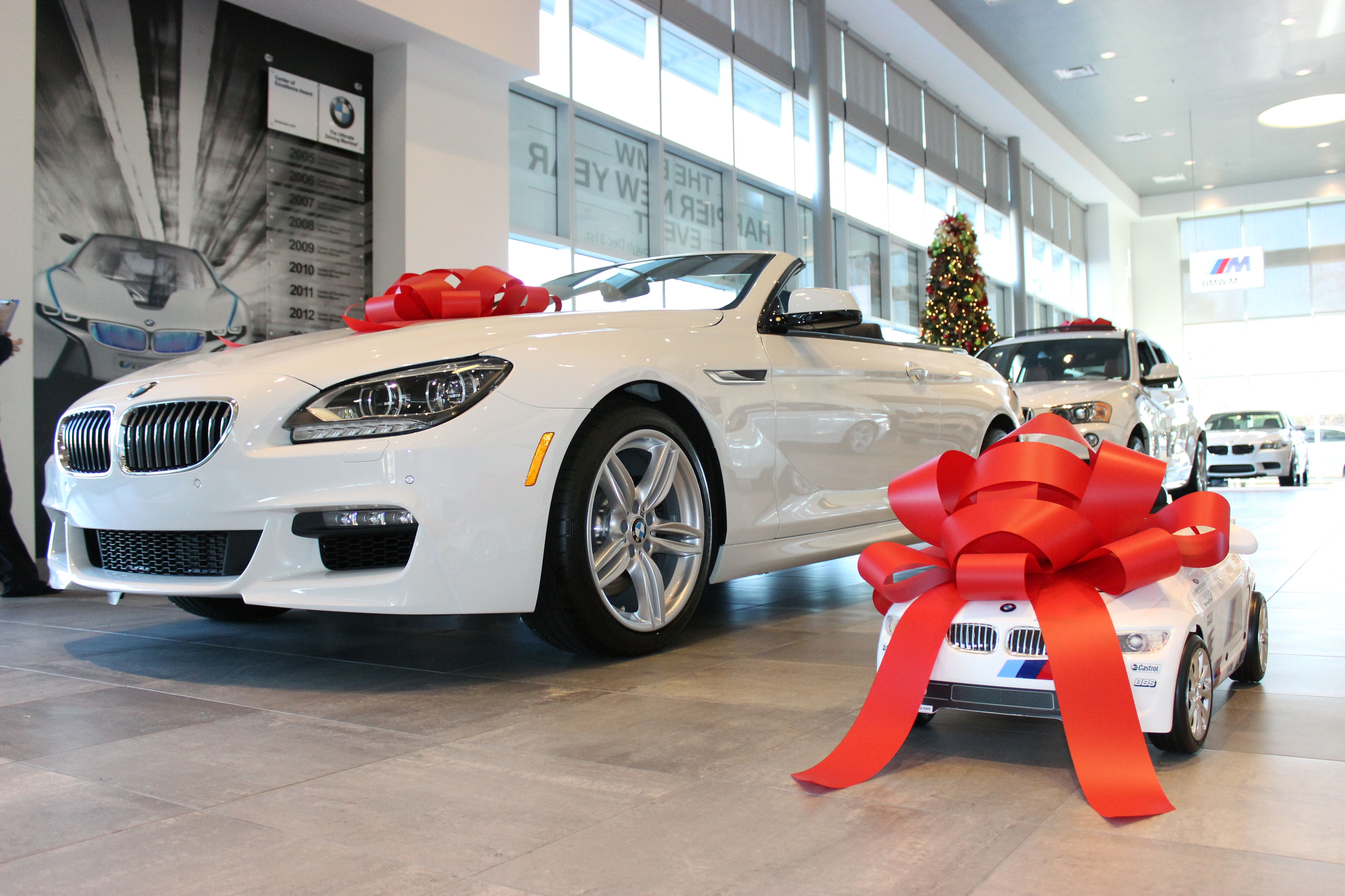 Great gifts for present and future BMW owners