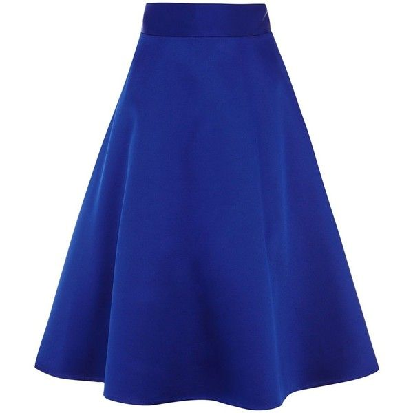 Coast Coro skirt (188,790 KRW) ❤ liked on Polyvore featuring ...