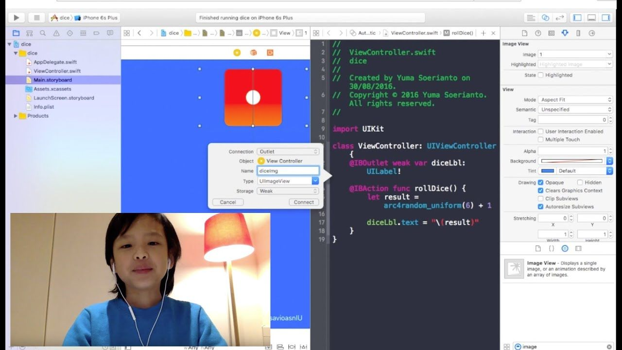 Beginner Xcode and Swift Learn to make simple game