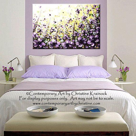 Lavender Bedroom Contemporary Interior #Design Original