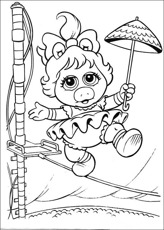 Muppets Fargelegging. Tegninger 62   Dibujos   Pinterest   Pintar ...