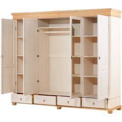 Photo of Armario de puerta batiente – 252 cm – 218 cm – 62 cm – Armarios> Armarios> Muebles de armario con puerta batiente Kr