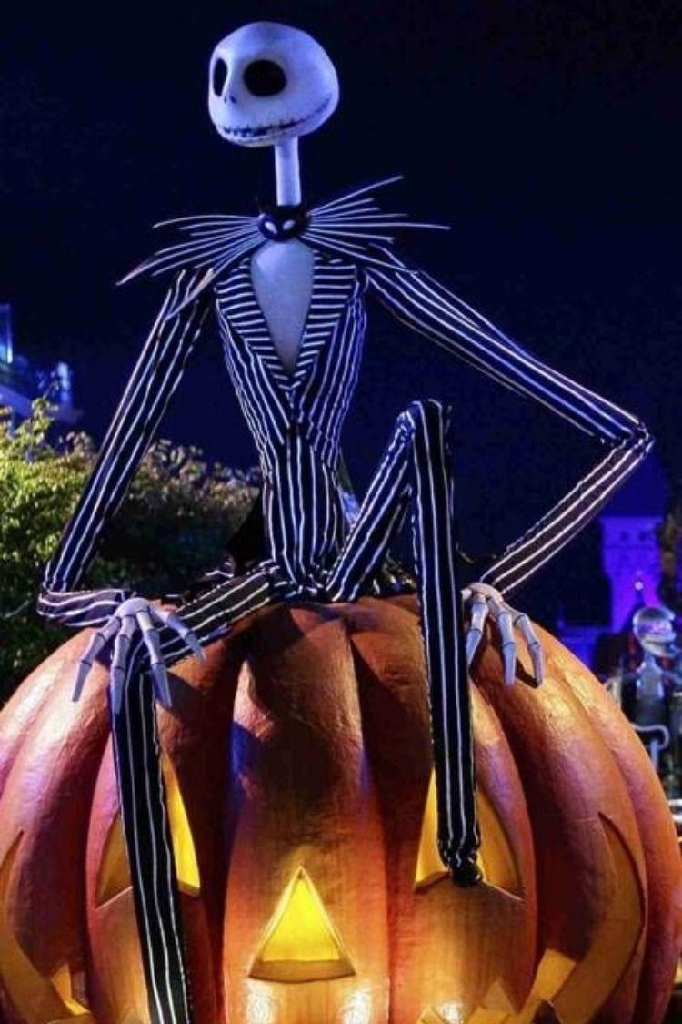 Adult Jack Skellington Halloween Costume Plus Size The Nightmare Before Christmas