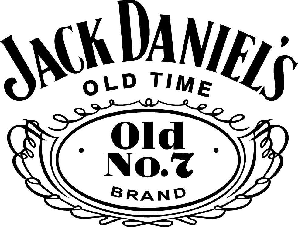 Sticker jack daniel s 102 75x57 cm 19 99 for Meuble jack daniels