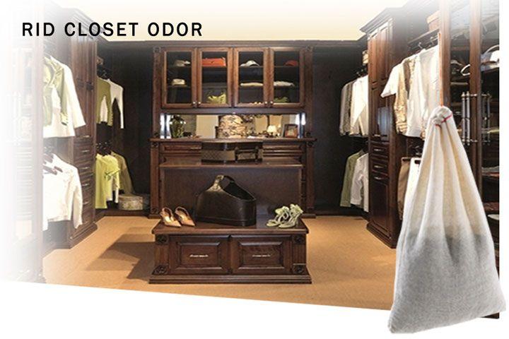 Smelleze Reusable Closet Smell Deodorizer Pouch 12 99 Closet Odor Odor Clothes Clothing Smell