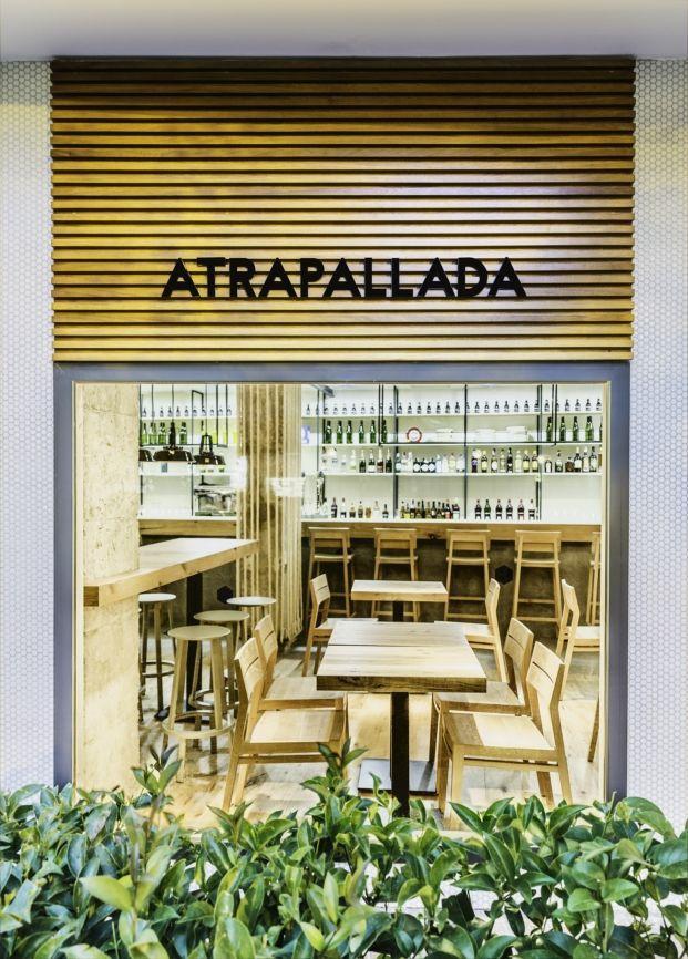 Atrapallada marisquer a contempor neo en madrid bars - Restaurante atrapallada madrid ...