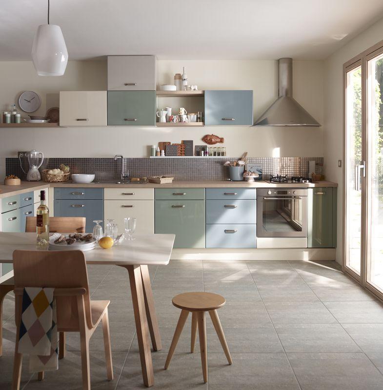 Cuisine Cookelewis Sixties Castorama Room Deco Ideas