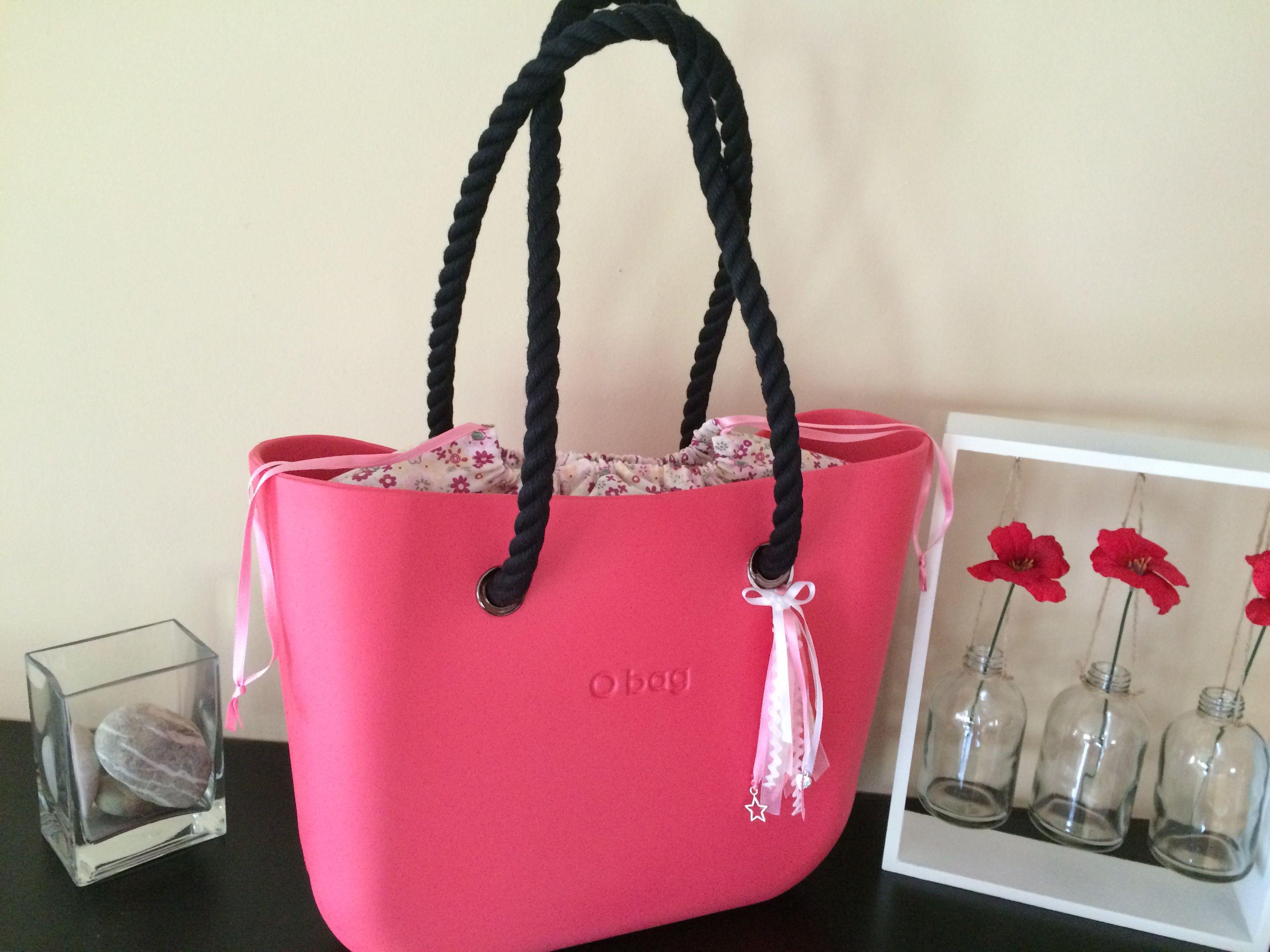 O bag classic amaranth - obag  25315a5f76