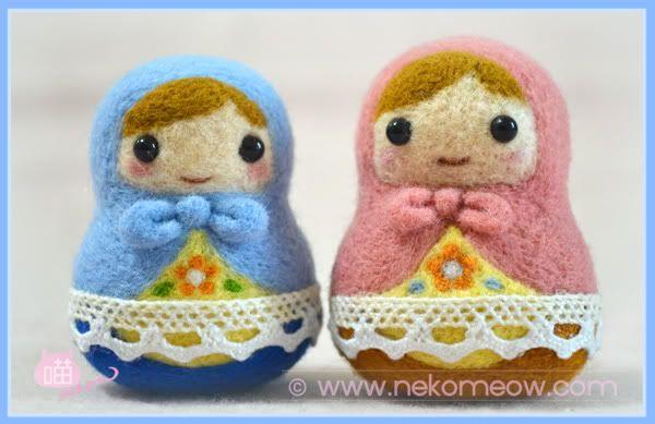 nekomeow little corner | malaysia wool felt | Page 7