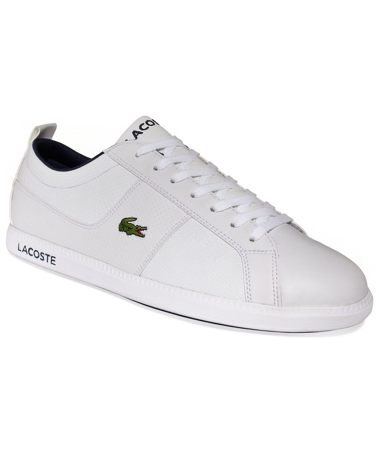 f4ad8e25a93 Lacoste Men's Shoes, Observe CA Sneakers - Sneakers & Athletic - Men -  Macy's
