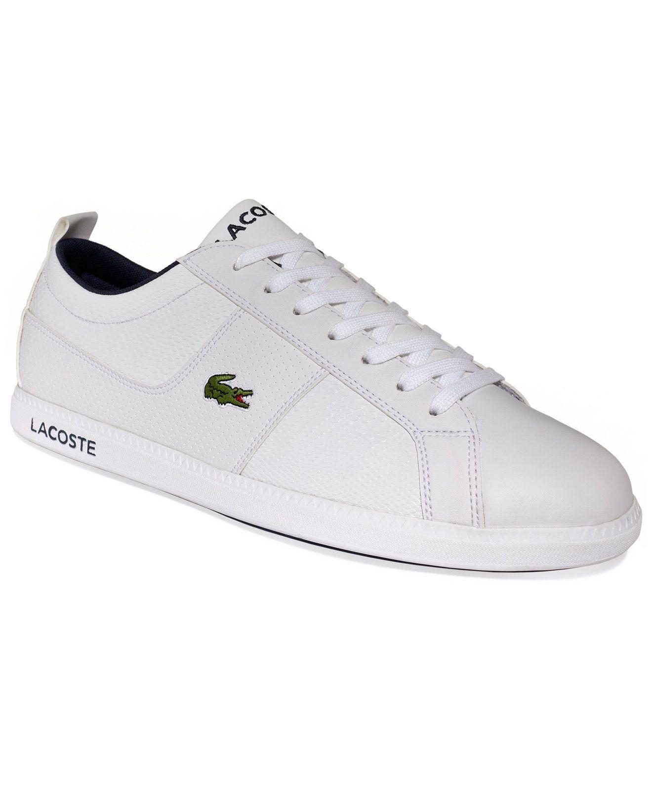 Sneakers, Shoes, Lacoste men
