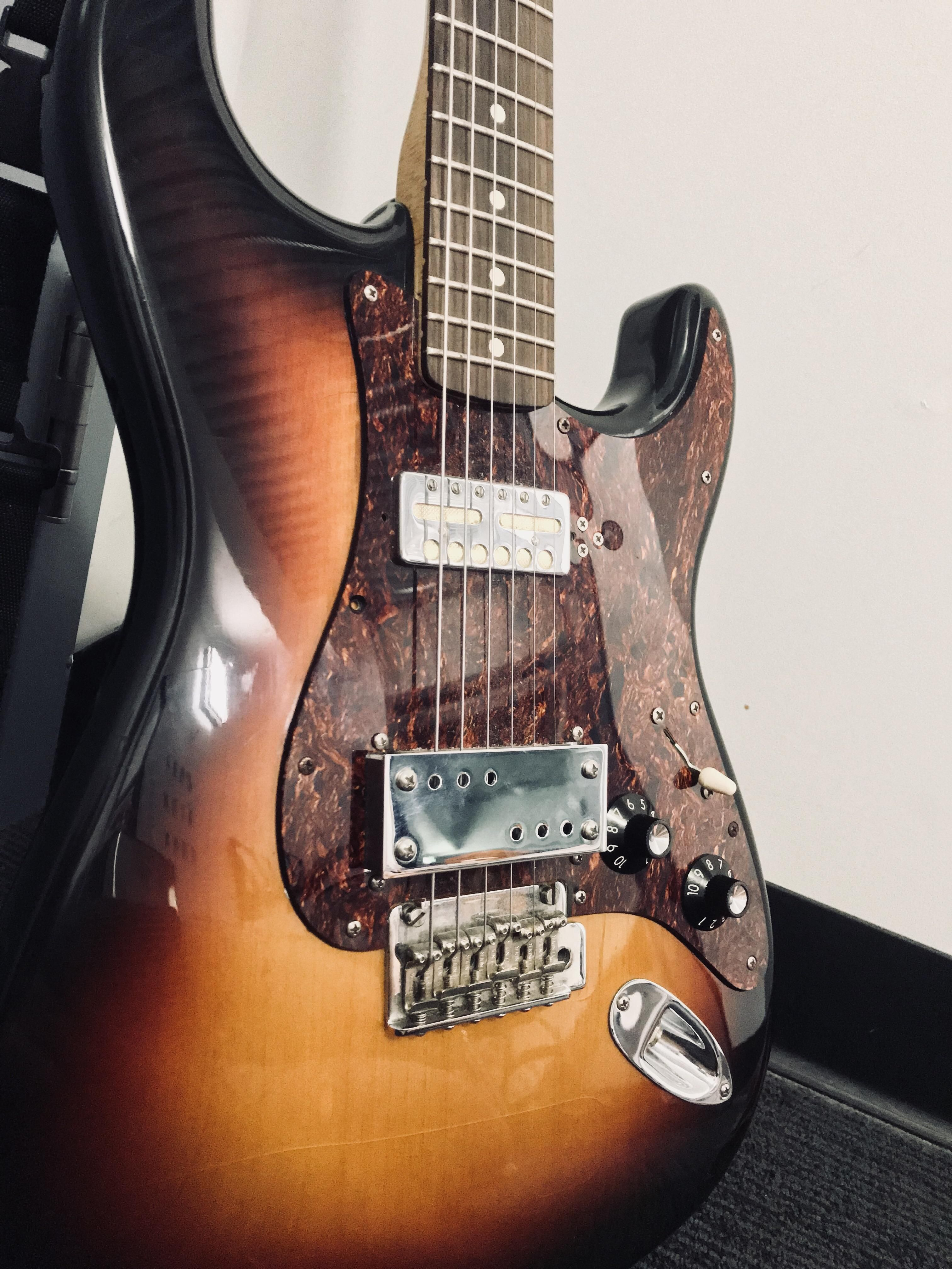 三式新電子小六弦 | Guitar stand, Guitar building, Instruments