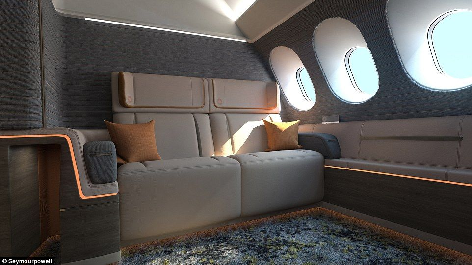This Private Suite Is The Future Of First Class Travel Airplane