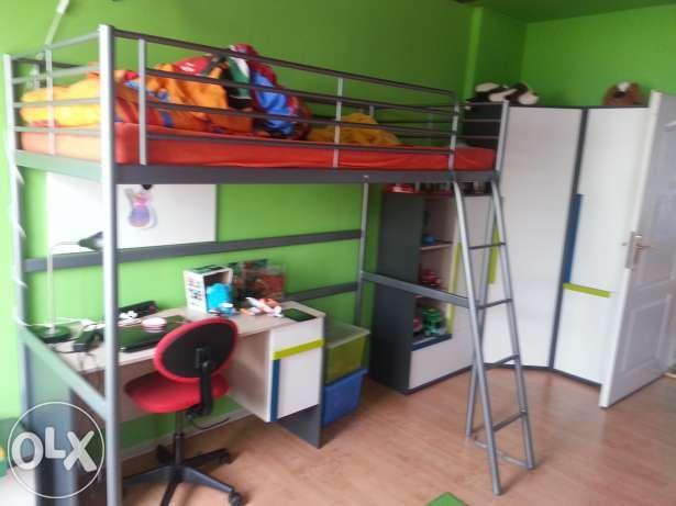 svarta bed ikea buscar con google olly 39 s room pinterest. Black Bedroom Furniture Sets. Home Design Ideas