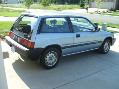 1987 Honda Civic Dx Hatchback Cars I Have Owned Pinterest